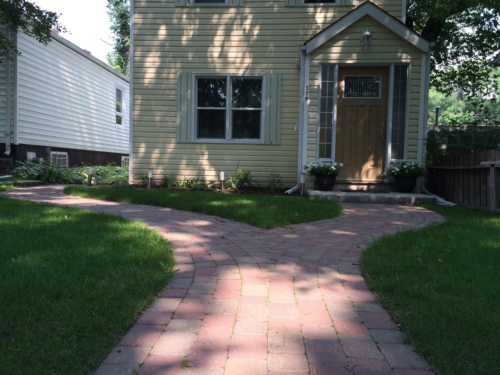paving stone sidewalk 6